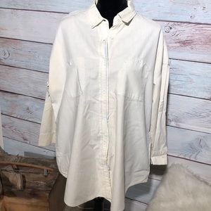 XL GAP 1969 button down blouse.